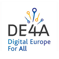 Digital Europe for All Aeioros Servicios